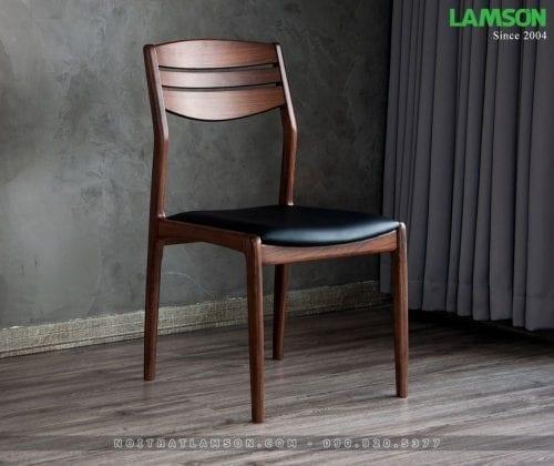 Bộ bàn 6 ghế ăn MARVEL - VEGA gỗ óc chó