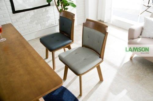 Bộ bàn ghế Hàn Quốc LORI 6 Chỗ Ngồi