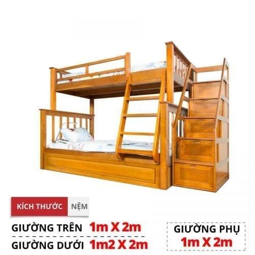 Giường Tầng 1012ABD.GT