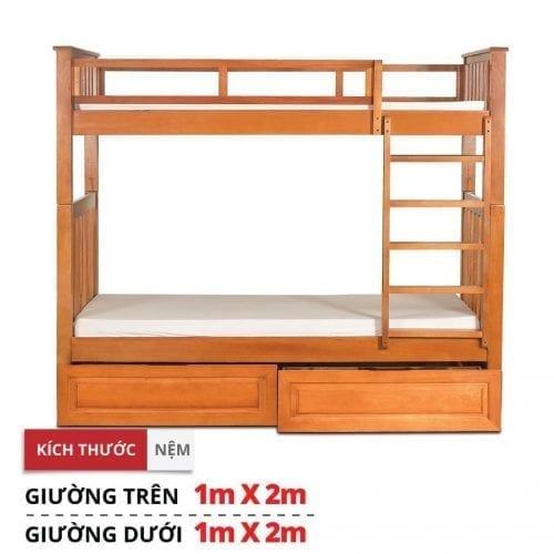 Giường tầng 1010AC.GT