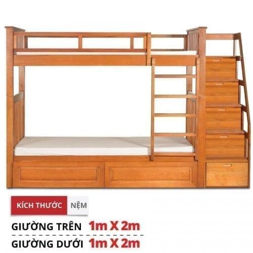 Giường tầng 1010ACD.GT