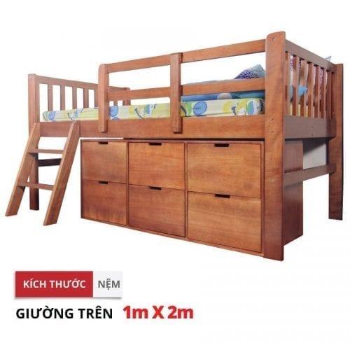 Giường tầng Auro 100B.GT