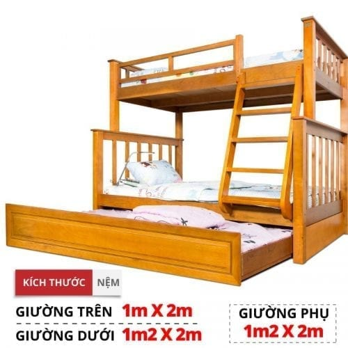 Giường Tầng 1012ABY.GT