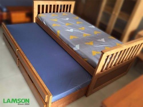 Giường tầng hộp 200A.GBA