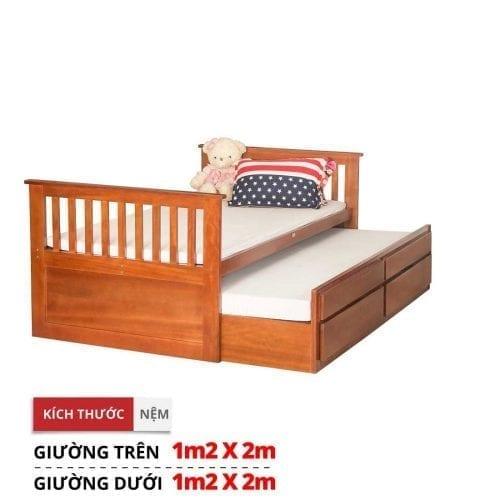 Giường tầng hộp 200B.GBA