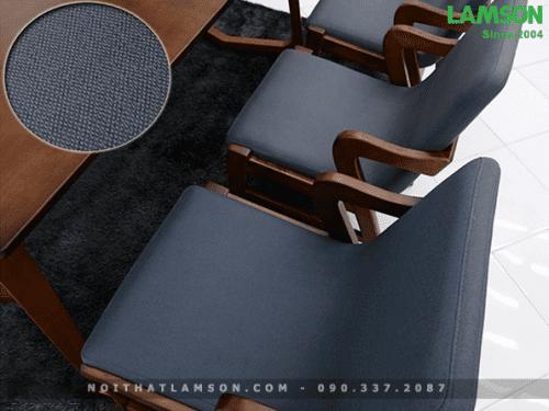 Bộ bàn ghế Hàn Quốc 6 Chỗ Ngồi - Lanus