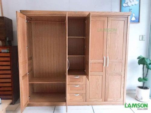 Tủ áo Animi 220BB.TA